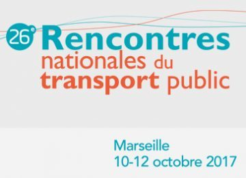Salon du transport public à Marseille